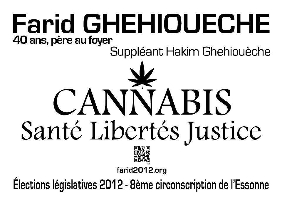 Farid Ghehiouèche - 8e circonscription de l